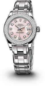 Rolex Lady Datejust Pearlmaster Replica